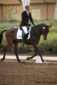 Earl McFall and Let's Go DF YEH Dressage-1