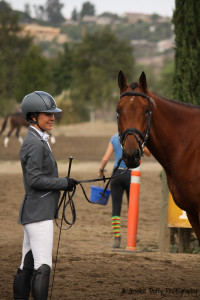 Jen McFall and Be Real YEH Dressage-3